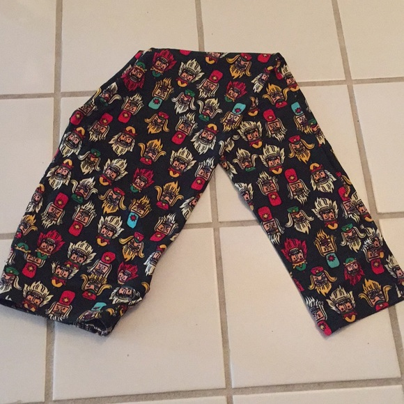 97a75d50499ac8 LuLaRoe Pants - One Size Lularoe Nutcracker leggings